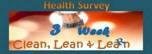 healthsurvey clickable icon to open health survey on cleanleanandlearn survey page smaller